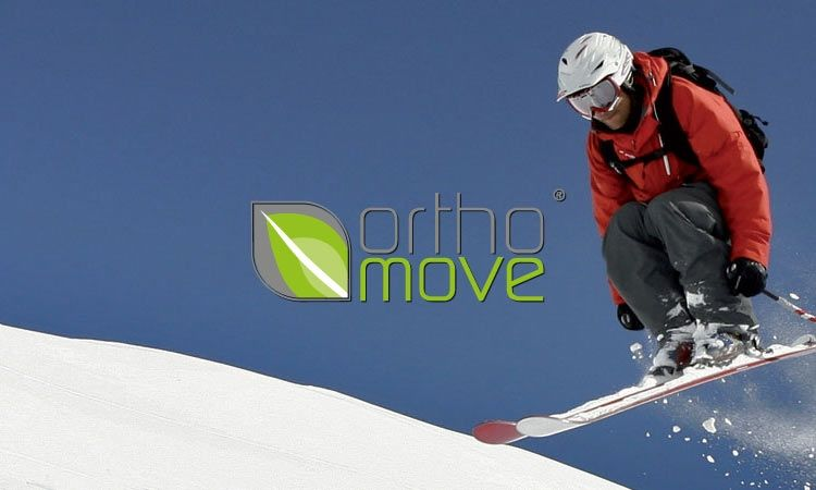 Стелька ортопедическая Ortho Move Ski